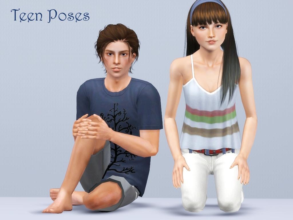teenposes