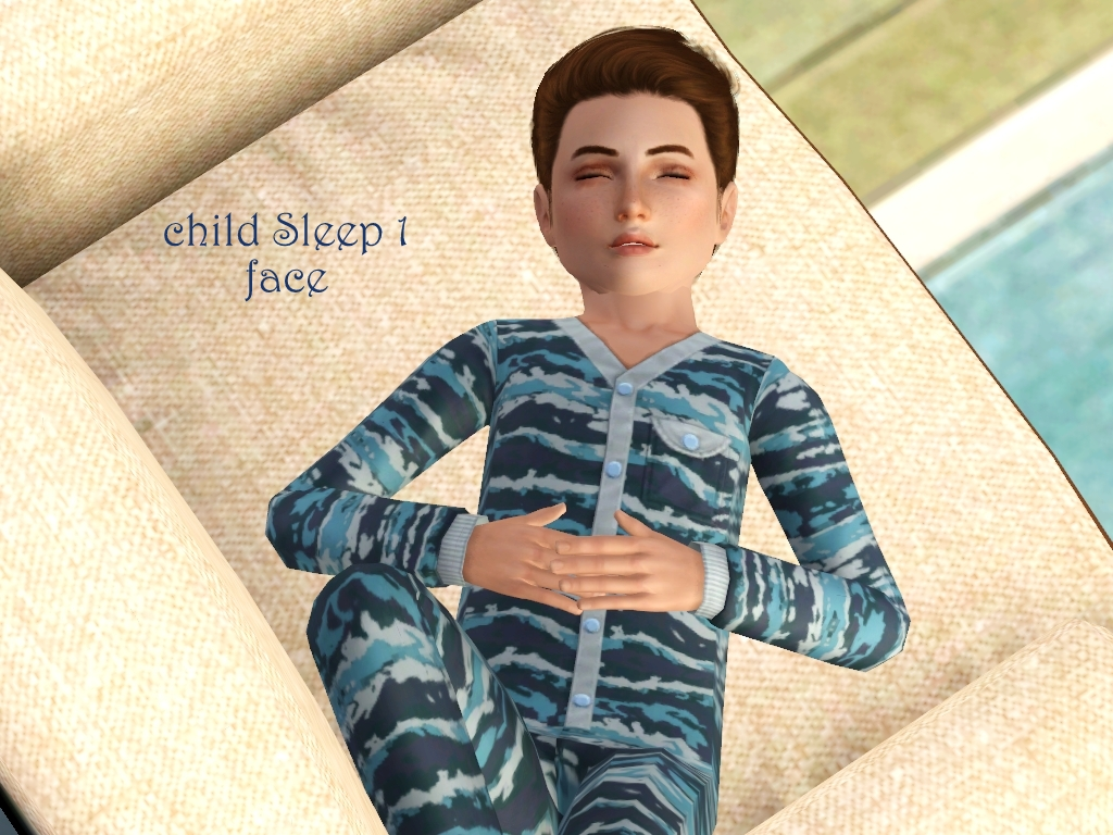 childsleep1face