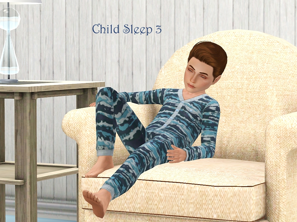 childsleep3side