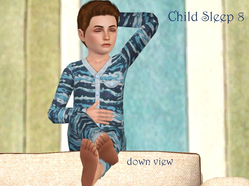 childsleep8face