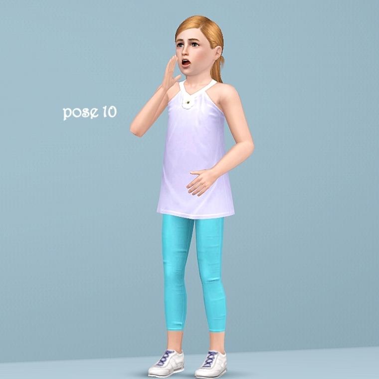 pose 10