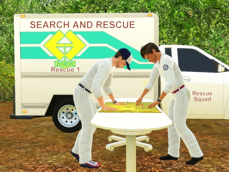 Search and Rescue 12-13