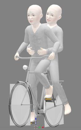 bike 1 and 2