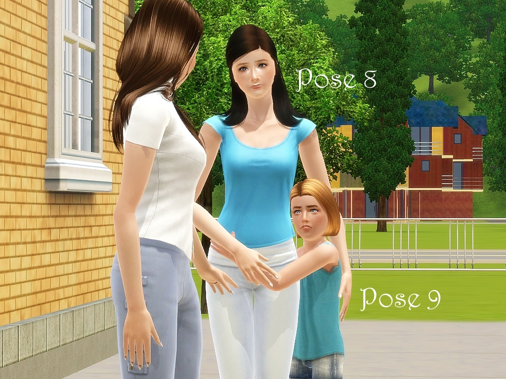 pose 8 and 9